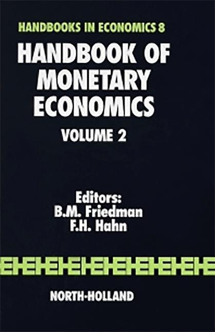 Handbook of Monetary Economics als Taschenbuch