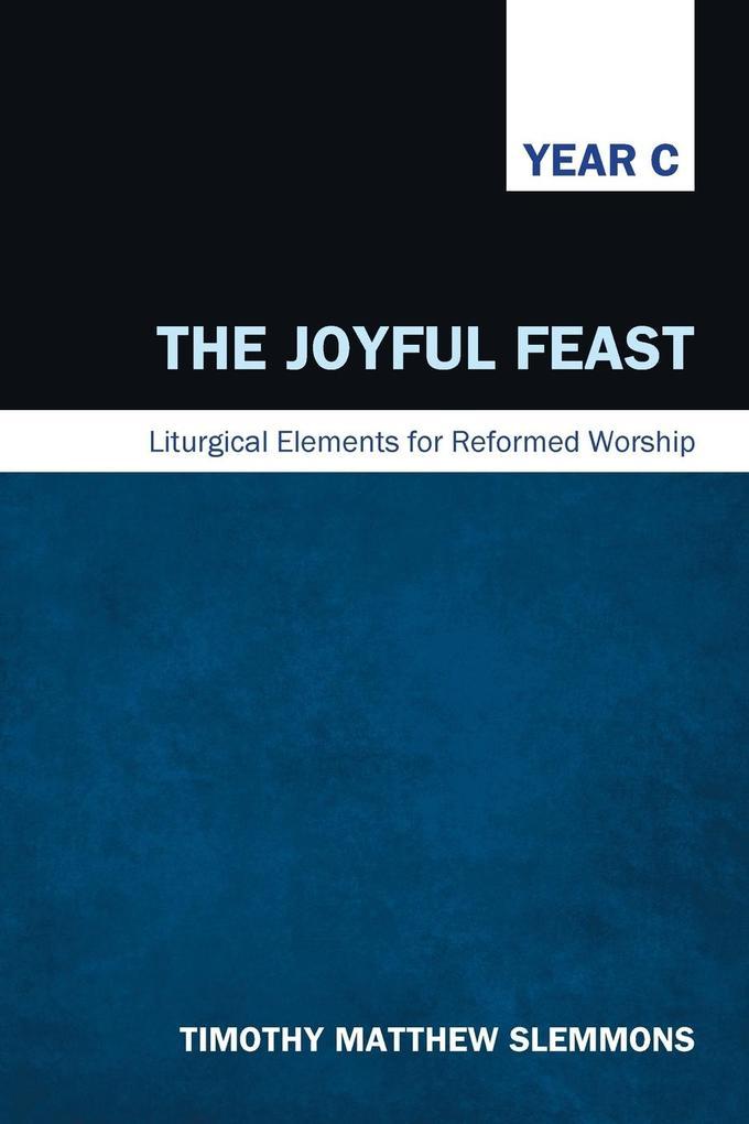 The Joyful Feast als Taschenbuch
