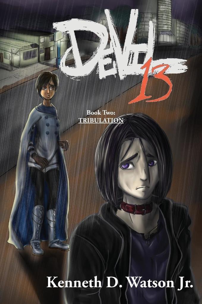 Devil 13 als Taschenbuch