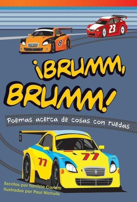 ¡brumm, Brumm! Poemas Acerca de Cosas Con Ruedas (Vroom, Vroom! Poems about Things with Wh (Early Fluent) als Taschenbuch