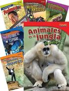 Time for Kids Informational Text Grade 5 Spanish Set 3 10-Book Set (Time for Kids Nonfiction Readers)