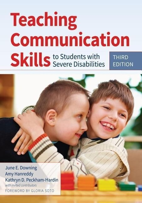 Teaching Communication Skills to Students with Severe Disabilities als Taschenbuch