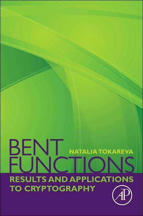 Tokareva, N: BENT FUNCTIONS als Taschenbuch