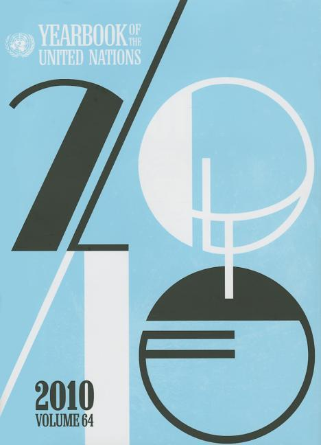 Yearbook of the United Nations 2010 als Buch (gebunden)