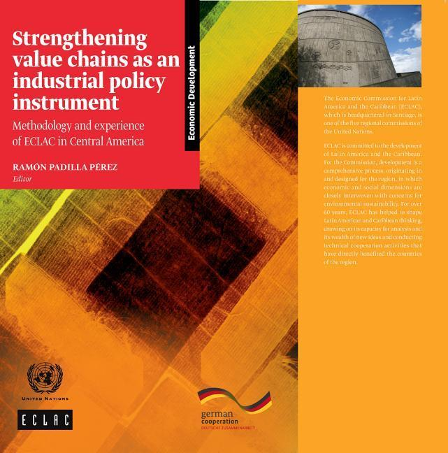 Strengthening Value Chains as an Industrial Policy Instrument als Taschenbuch