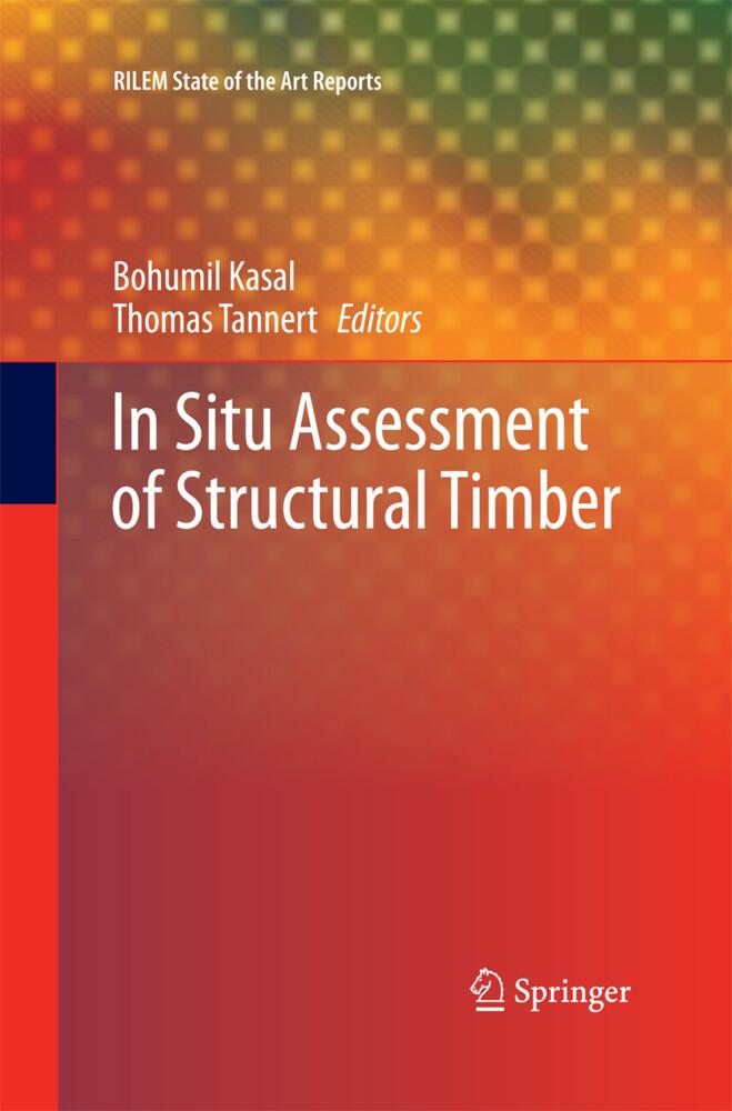 In Situ Assessment of Structural Timber als Buch (gebunden)