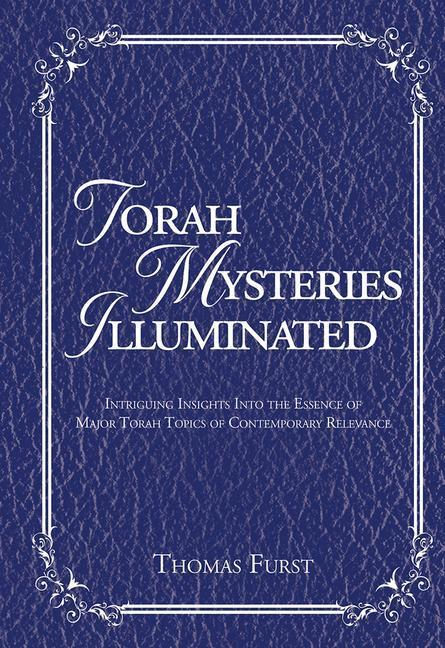 Torah Mysteries Illuminated als Buch (gebunden)