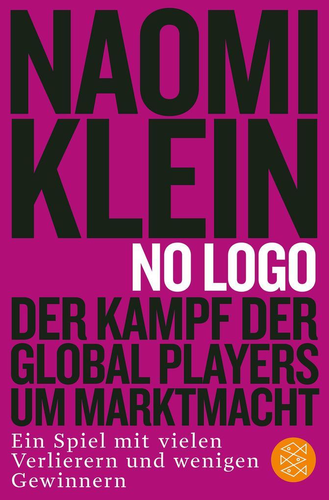 No Logo! als Taschenbuch
