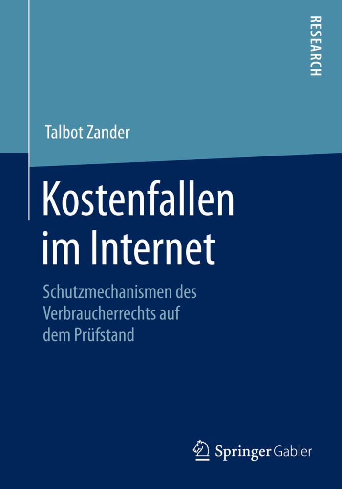 Kostenfallen im Internet als Buch (gebunden)