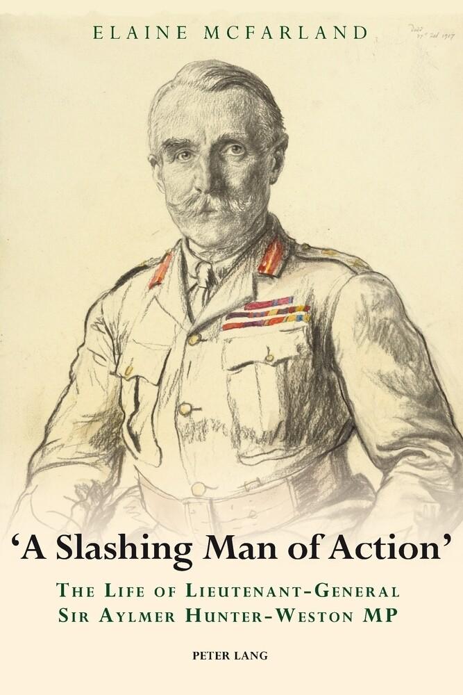 'A Slashing Man of Action' als Buch (gebunden)