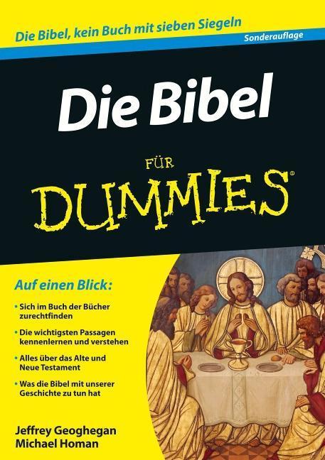 Die Bibel für Dummies als Buch