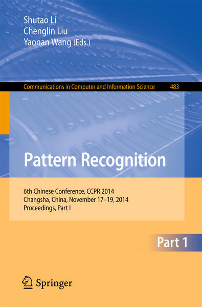 Pattern Recognition als Buch (gebunden)