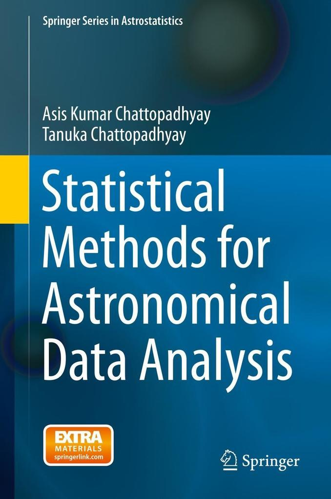 Statistical Methods for Astronomical Data Analysis als eBook pdf