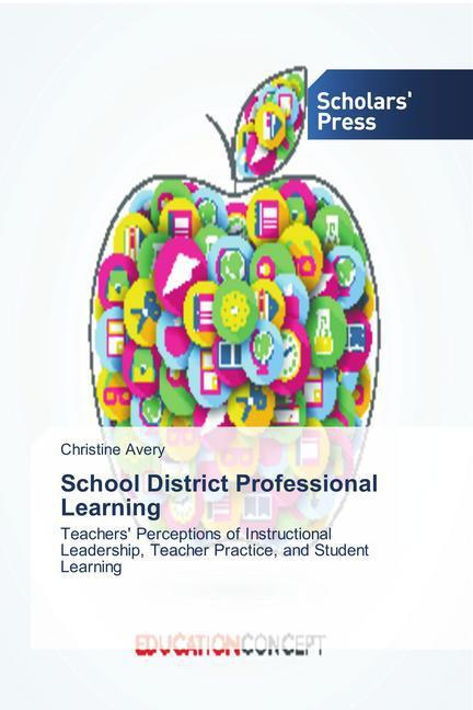 School District Professional Learning als Buch (gebunden)