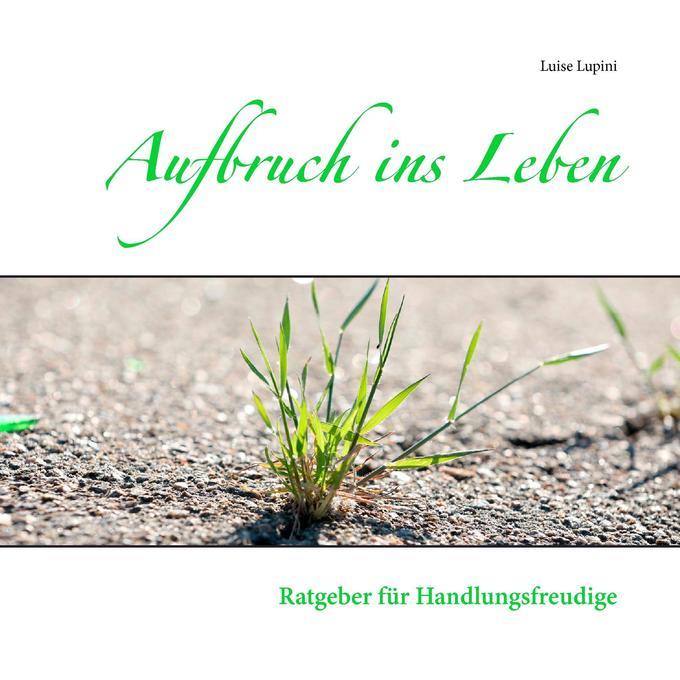 Aufbruch ins Leben als Buch von Luise Lupini