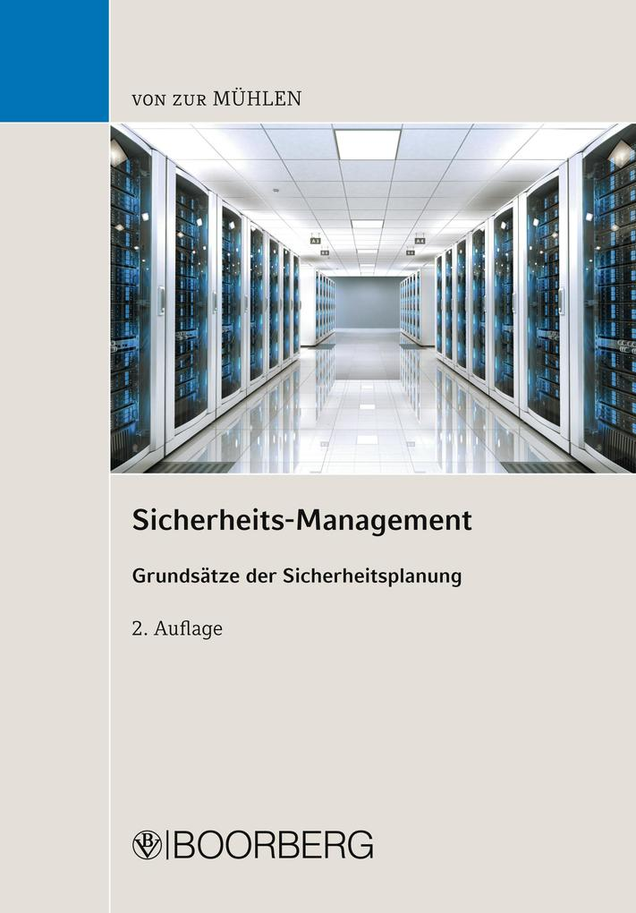 Sicherheits-Management als eBook epub