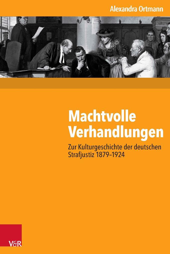 Machtvolle Verhandlungen als eBook pdf
