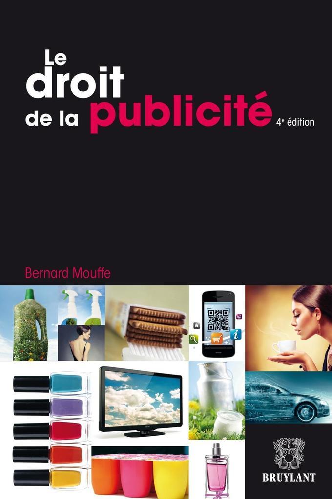 Le droit de la publicité als eBook epub