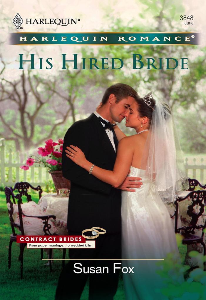 His Hired Bride (Mills & Boon Cherish) als eBook epub