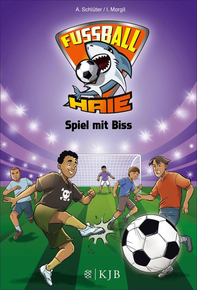 Fußball-Haie: Spiel mit Biss als eBook epub