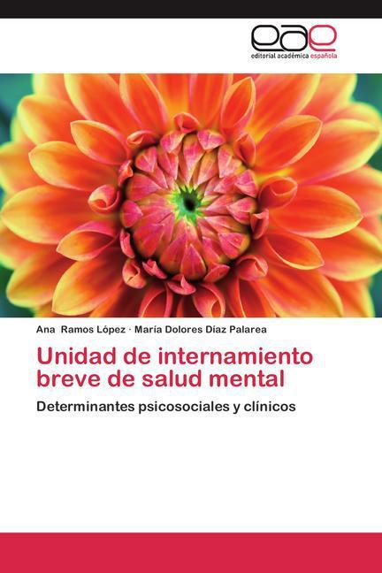Unidad de internamiento breve de salud mental als Buch (gebunden)
