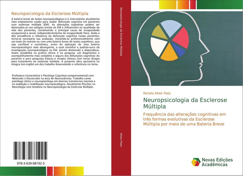 Neuropsicologia da Esclerose Múltipla als Buch (gebunden)