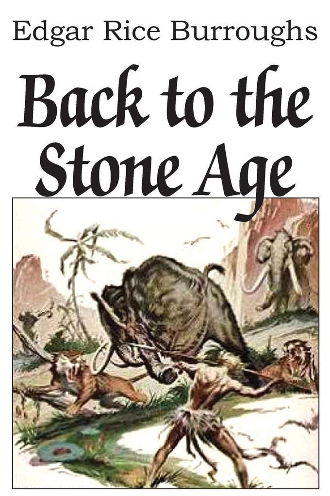 Back to the Stone Age als Taschenbuch
