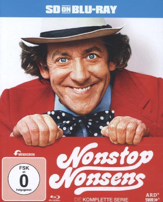 Nonstop Nonsens - Die komplette Serie als Blu-ray