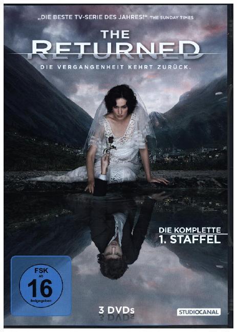 The Returned - Staffel 1 (STUDIOCANAL) als DVD