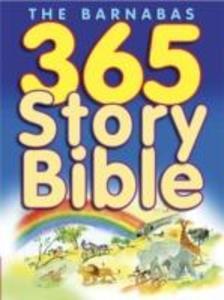 The Barnabas 365 Story Bible als Buch (gebunden)