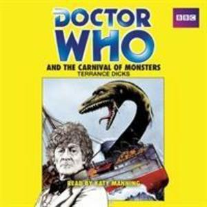 Doctor Who and the Carnival of Monsters als Hörbuch CD