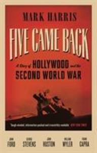 Five Came Back als Buch (gebunden)