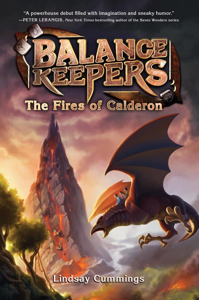 Balance Keepers, Book 1: The Fires of Calderon ...