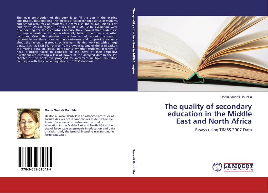 The quality of secondary education in the Middl...