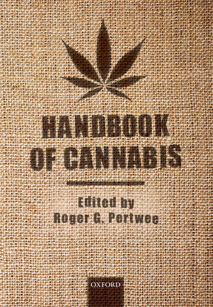 Handbook of Cannabis als eBook Download von