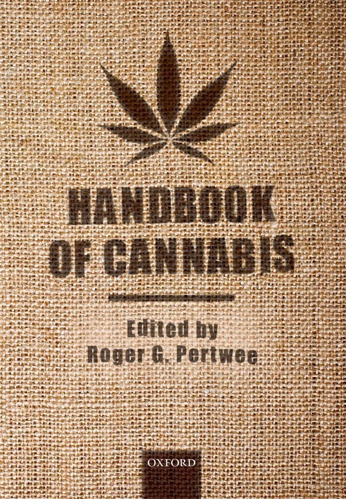 Handbook of Cannabis als eBook Download von