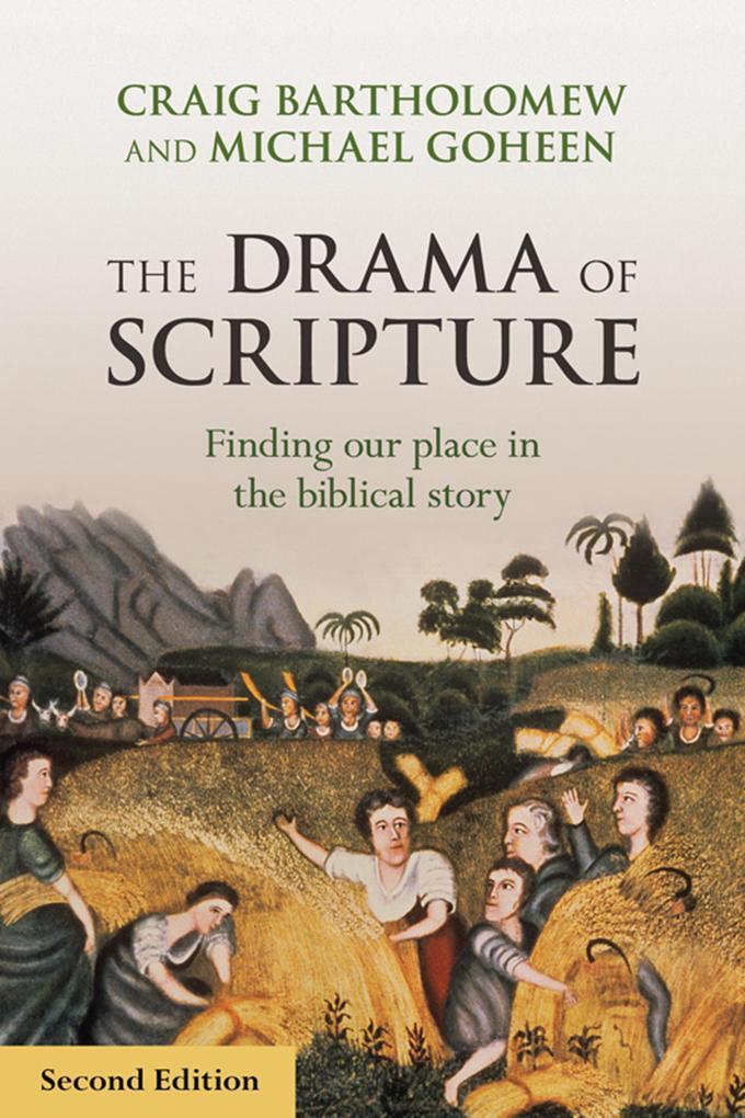 The Drama of Scripture als eBook epub