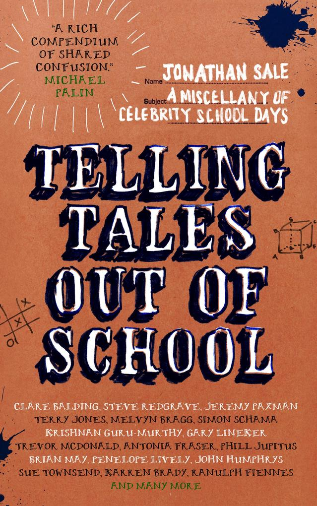 Telling Tales Out of School als eBook epub