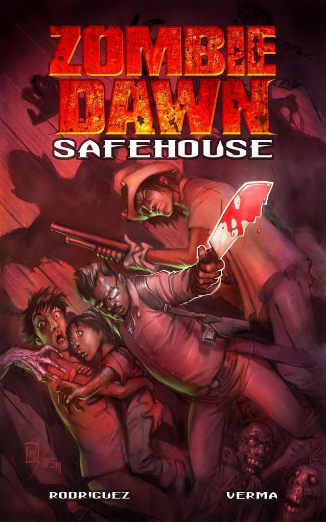 Zombie Dawn: Safe House als eBook pdf