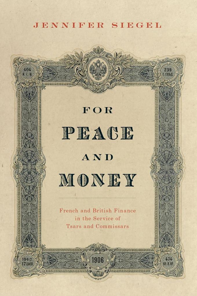 For Peace and Money als eBook epub