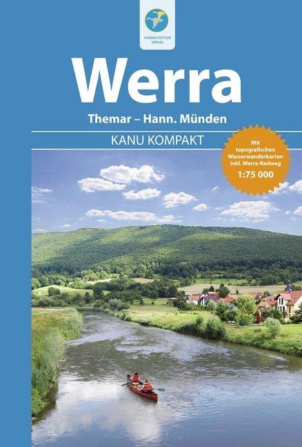 Kanu Kompakt Werra als Buch von Michael Hennemann
