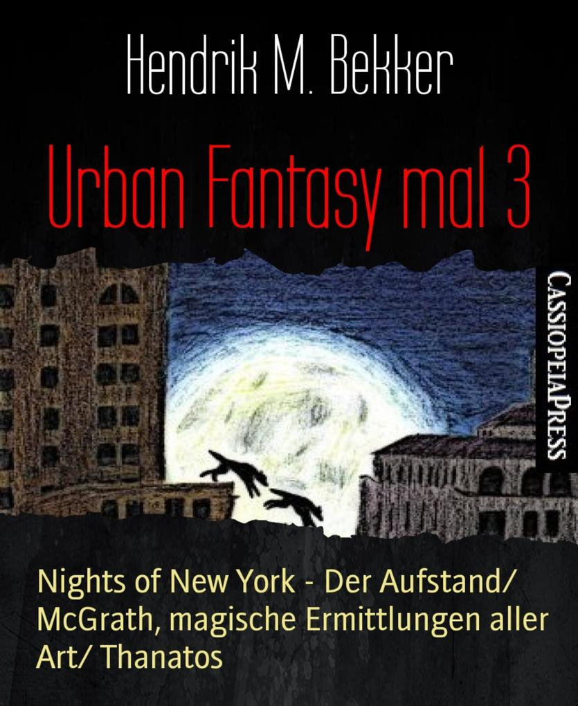Urban Fantasy mal 3 als eBook epub