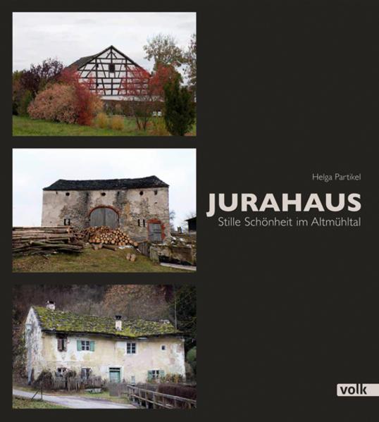 Jurahaus als Buch von Helga Partikel