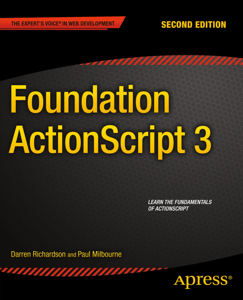 Foundation ActionScript 3 als Buch (gebunden)