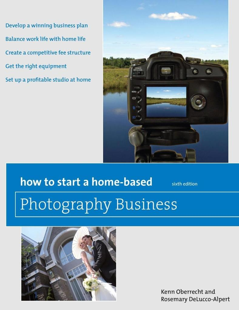 How to Start a Home-Based Photography Business ...