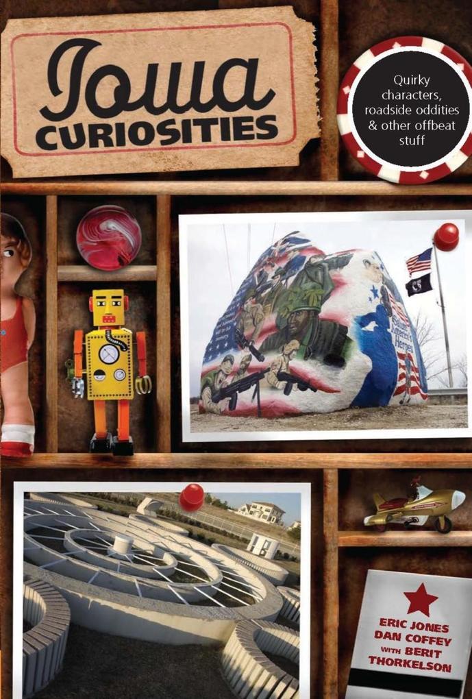 Iowa Curiosities als eBook epub
