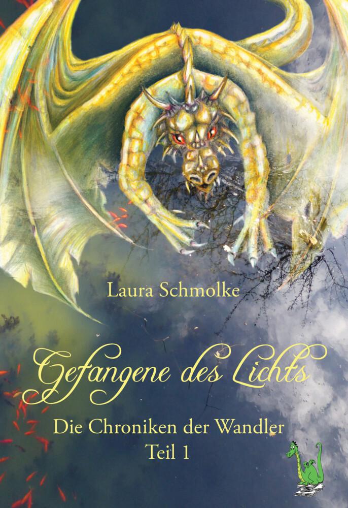 Die Choniken der Wandler - Gefangene des Lichts als Buch (gebunden)