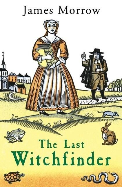 The Last Witchfinder als eBook epub