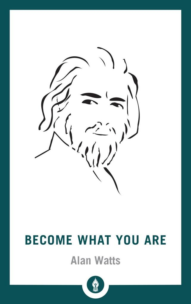 Become What You Are als eBook Download von Alan...