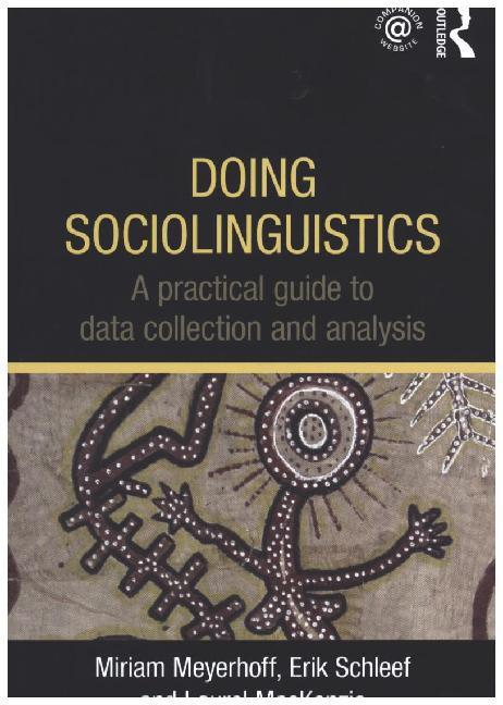 Doing Sociolinguistics als Taschenbuch